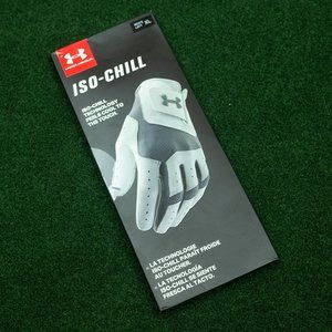 NWT Under Armour Iso-Chill Golf Glove